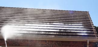 Roof Cleaning Wakefield Softwashing Moss Removal
